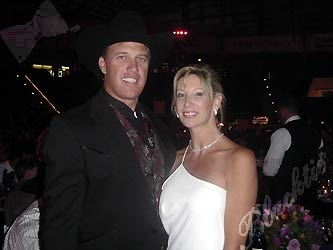 Denver's favorite couple, John and Janet Elway, are long-time supporters of the Western Fantasy gala