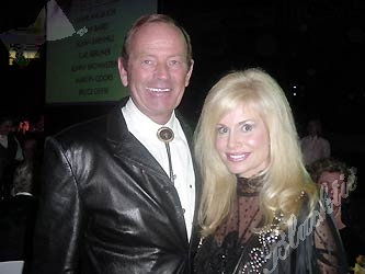 Pat and Annabel Bowlen