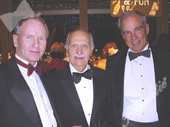 Blacktie Photos Dr Tom Larkin Left Greeted Attorney