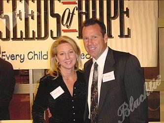 Blacktie Photos Corporate Chairs Rhonda And Gary Kubiak