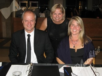 Blacktie | Photos | (l to r): Ron Tomich, Laurie Romer ...
