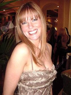 Blacktie | Photos | Model Stephanie Stewart in just a wee ...